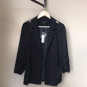 NWT Romeo Juliet couture  $240 Blazer Jacket coat